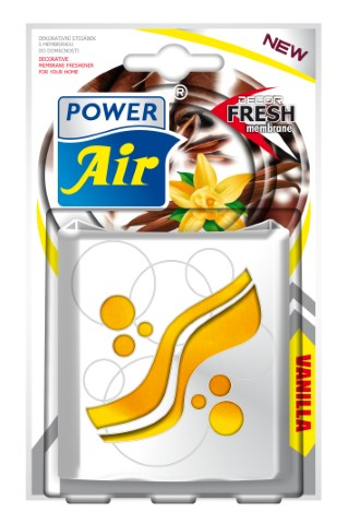 Power Air Decor Fresh osviežovač vzduchu 12 ml Vanilla