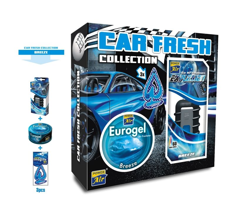 Car fresh collection Breeze