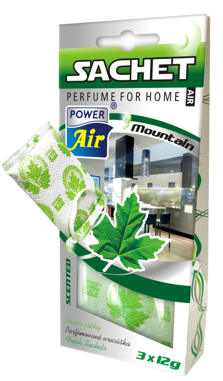 Power Air Sachet voňavé sáčky 3 ks Mountain