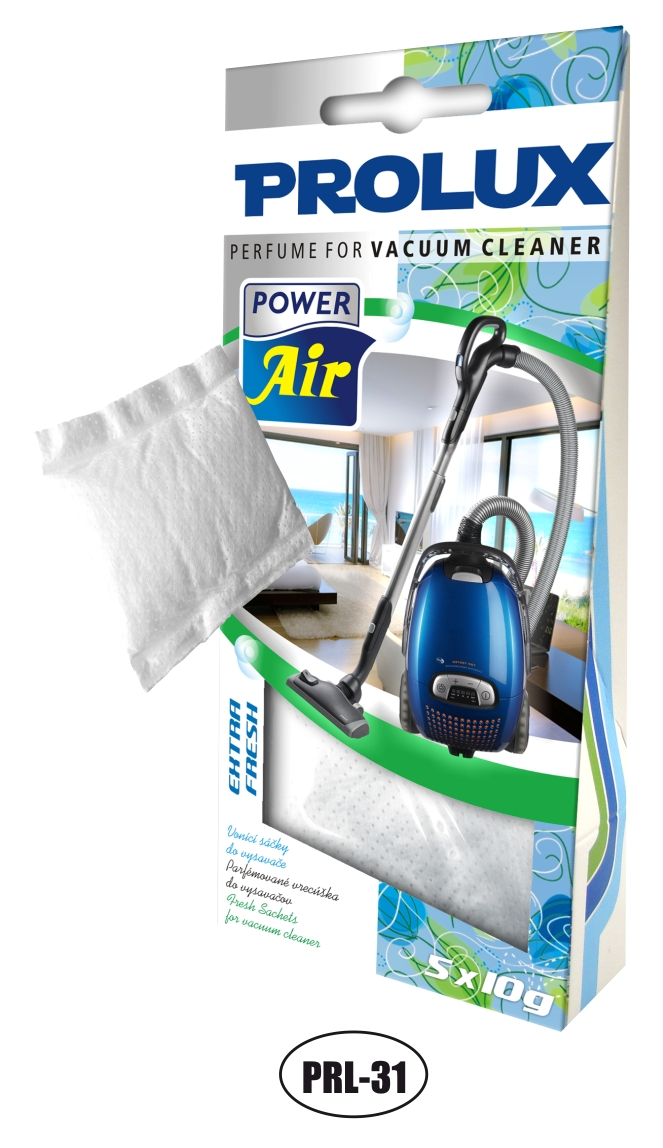 Power Air Prolux vôna do vysávača 5 ks Extra fresh