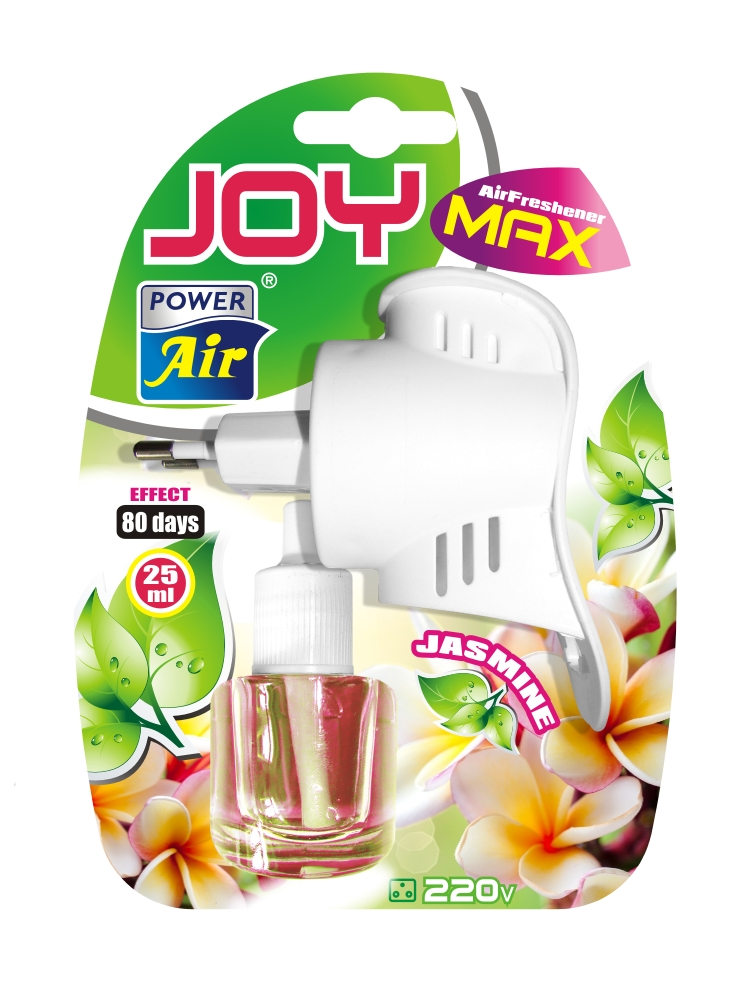 Power Air Joy Max osviežovač vzduchu 25 ml Jasmine