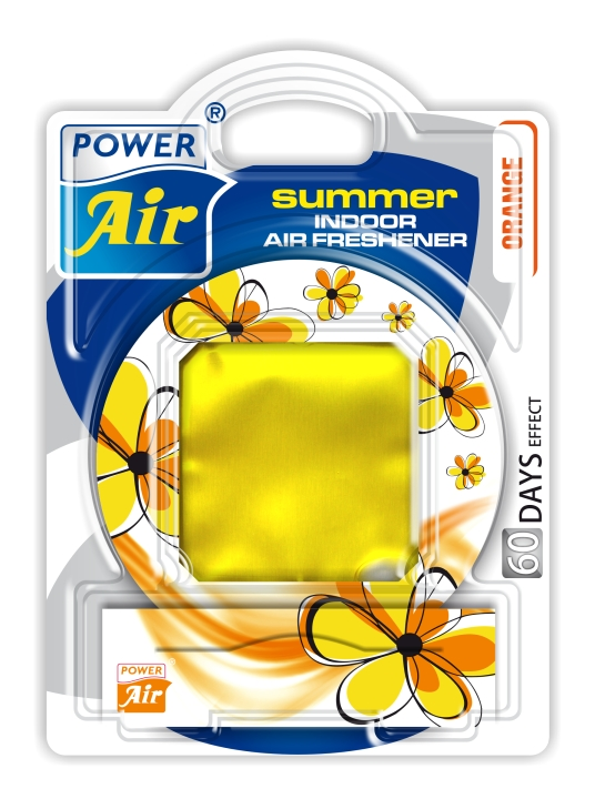 Power Air Summer osviežovač vzduchu 12 ml Orange