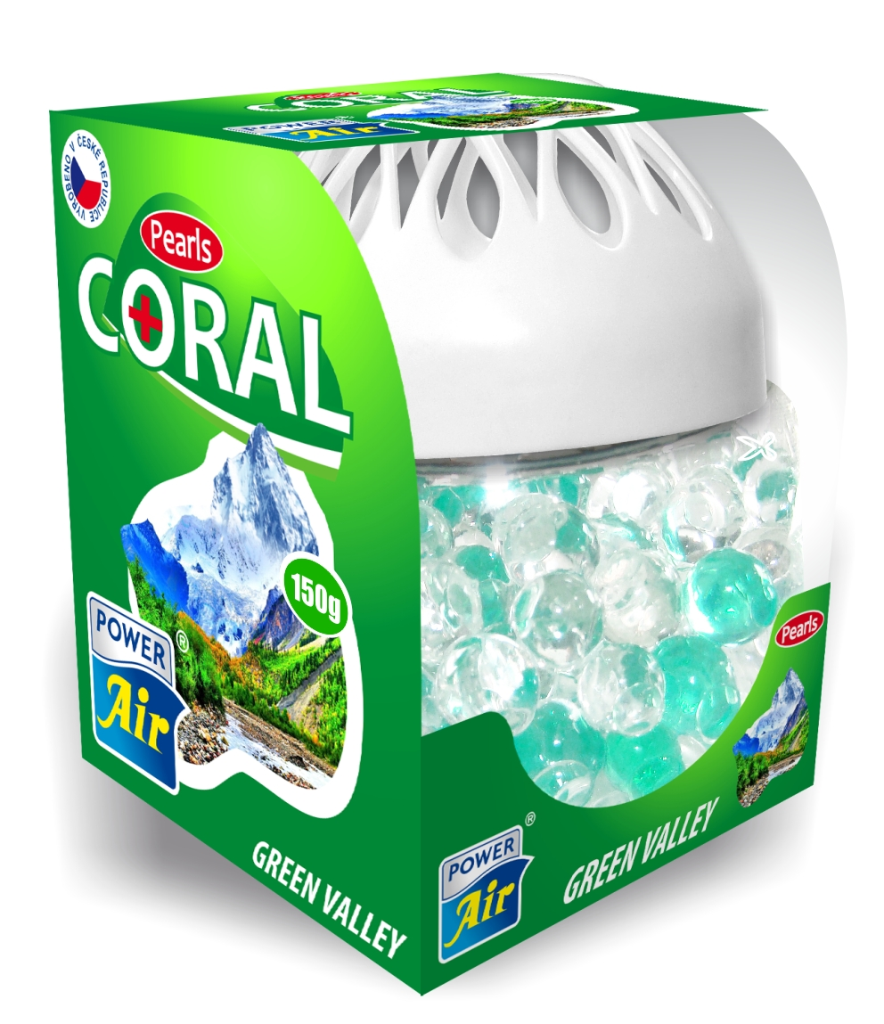 Coral  Plus Green Valley