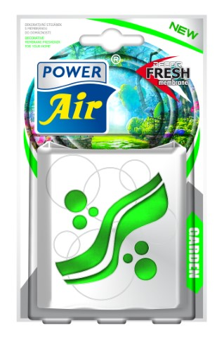 Power Air Decor Fresh osviežovač vzduchu 12 ml Garden