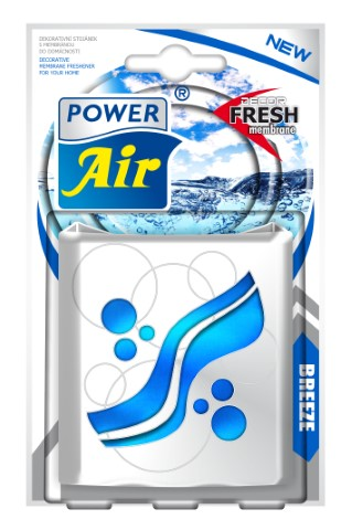 Power Air Decor Fresh osviežovač vzduchu 12 ml Breeze