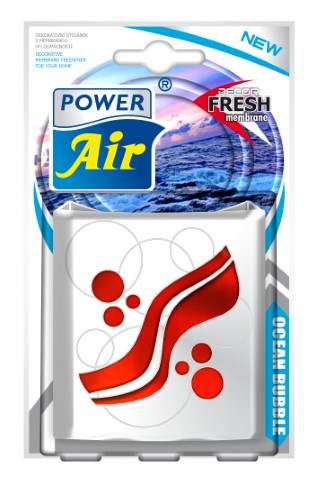 Power Air Decor Fresh osviežovač vzduchu 12 ml Ocean Bubble
