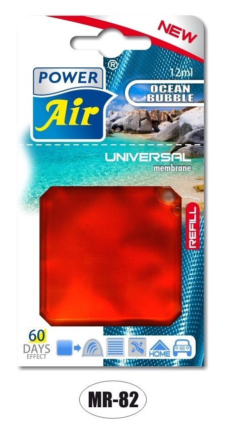 Power Air Universal náplň 12 ml Ocean Bubble