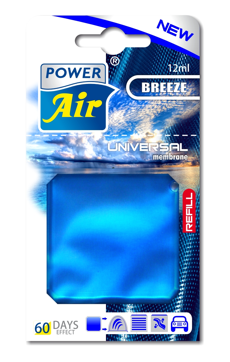 Power Air Universal náplň 12 ml Breeze