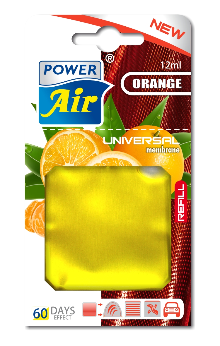 Power Air Universal náplň 12 ml Orange