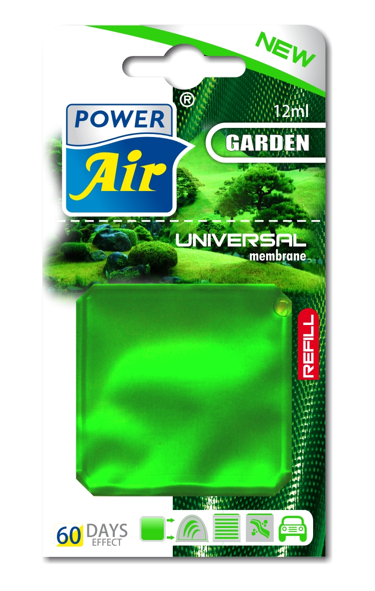Power Air Universal náplň 12 ml Garden