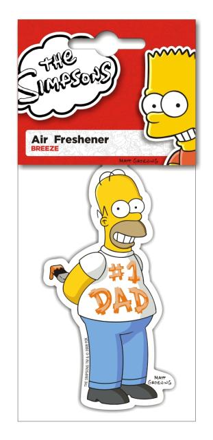 The Simpsons Breeze