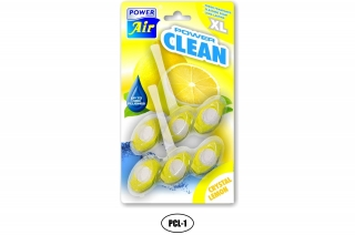 Power Air Power Clean 2 Crystal Lemon 2x51g