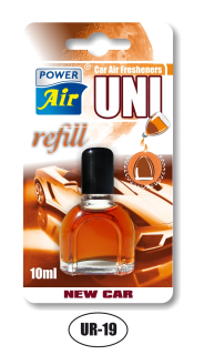 UNI refill New car